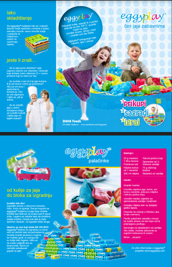 EggyPlay flyer