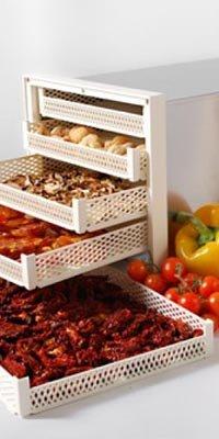 Biosec - uređaji za sušenje voća, povrća, gljiva i ljekovitog bilja