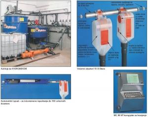 Sistemi hranjenja za krmače - dostupna su suha i tekuća ishrana